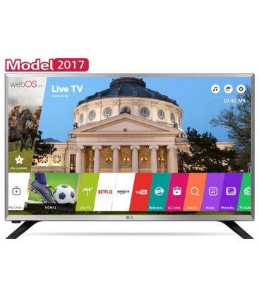 Televizor LED Smart LG 32LJ590U, Diagonala 80 cm, HD Ready, Negru