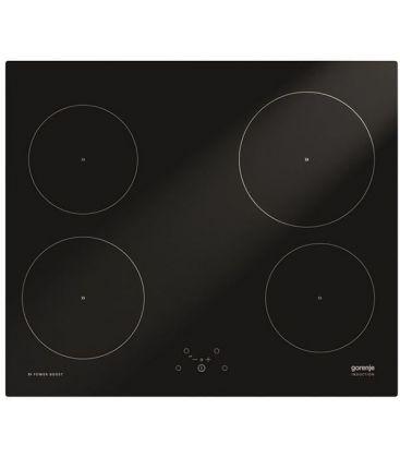 Plita incorporabila Gorenje IT614SC, Inductie, 4 Zone de gatit, Touch control, 60 cm, Sticla neagra