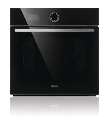 Cuptor incorporabil Simplicity Gorenje BO75SY2B, Electric, Multifunctional, Grill, Clasa A+, Negru