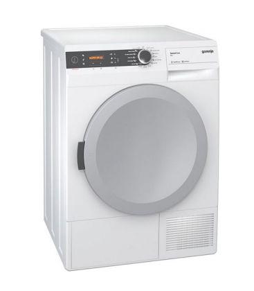 Uscator de rufe cu condensator Gorenje D8665N, Clasa A++, Capacitate 8 kg, Alb