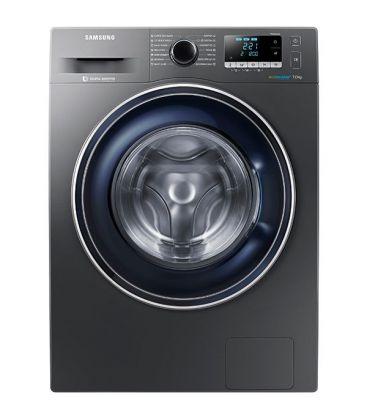 Masina de spalat rufe Samsung WW70J5246FX/LE, Clasa A+++, Capacitate 7 kg, EcoBubble, Motor Inverter Digital, Inox