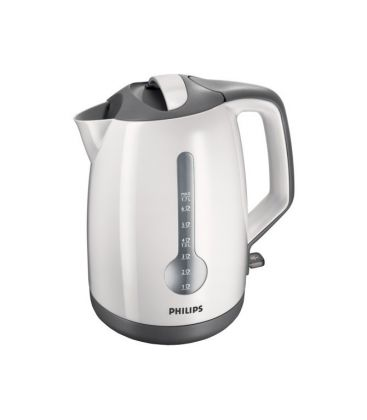 Fierbator PHILIPS HD 4649, 2400 W, 1.7 L, Alb