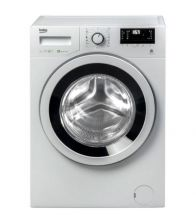 Masina de spalat rufe Slim Beko WRE6632ZWBW, Clasa A+++, Capacitate 6 kg, 1200 RPM, Display LED, Alb