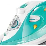 Fier de calcat Philips Azur Performer GC3821/70, Talpa SteamGlide Plus, 2400 W, 0.3 l, 160 g/min, Alb/Albastru