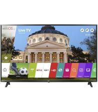 Televizor LED Smart LG 43LJ594V, 108 cm, Full HD, Negru