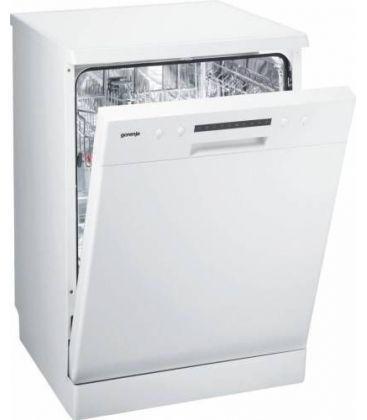 Masina de spalat vase Gorenje GS62115W, Clasa A++, 12 Seturi, 6 Programe, 60 cm, Alb
