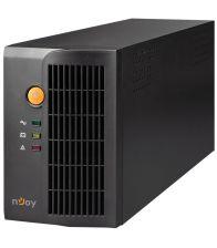 UPS nJoy Eris 600, 600VA/360W, Line-interactive, Repornire Automata, Reglaj Automat al Tensiunii