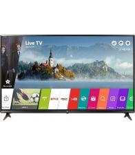 Televizor LED Smart LG 55UJ6307, 138 cm, 4K Ultra HD, HDR, webOS 3.5, Negru