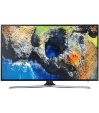 Televizor LED Smart Samsung 55MU6102,  138 cm, 4K Ultra HD, Argintiu