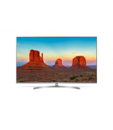 Televizor LED Smart LG 49UK7550MLA, 125 cm, Ultra HD 4K,  webOS 4.0,  Argintiu