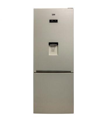 Combina frigorifica Beko RCNE520E20DZM, Clasa A+, Capacitate 450 l, NeoFrost, H 192, Marble