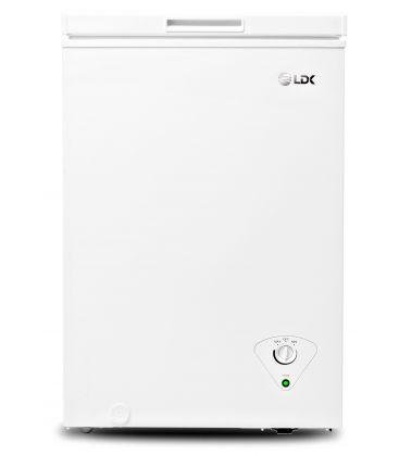Congelator LDK BD100, Clasa A+, Capacitate 100 l, Alb