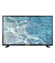 Televizor LED TV AKAI LT-3228ADTC, 80 cm, HD Ready, Negru