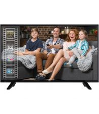 Televizor LED Smart NEI 49NE5500, 123 cm, Full HD, Negru