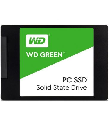 "SSD Western Digital Green, 120GB, 2.5"", SATA III"