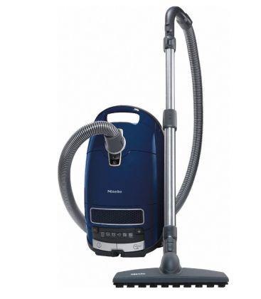 Aspirator cu sac Miele Complete C3 Parquet PowerLine SGSF3,  890 W, 4.5 L, Albastru