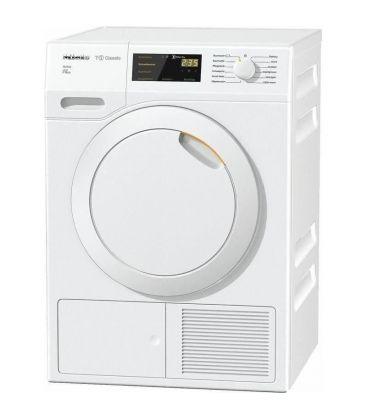 Uscator de rufe cu pompa de caldura Miele TDB230WP Active, Clasa A++, Capacitate 7 Kg, Alb