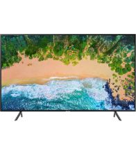 Televizor LED Smart Samsung 40NU7122, 100 cm, 4K Ultra HD, Negru