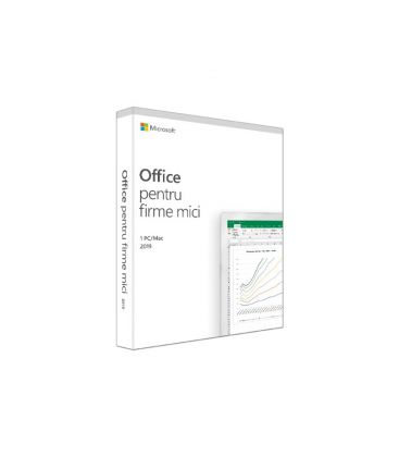 Aplicatie Microsoft Office Home and Business 2019 ENG, 32-bit/x64, 1 PC