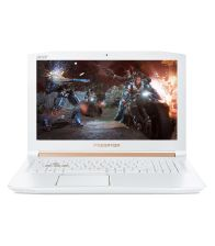 Laptop Gaming Acer Predator HELIOS 300 WHITE SPECIAL EDITION, i7-8750H, GTX 1060, 8 GB, 256 GB SSD, Alb
