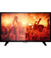 Televizor LED Philips 32PHT4201, 80 cm, HD Ready, Negru