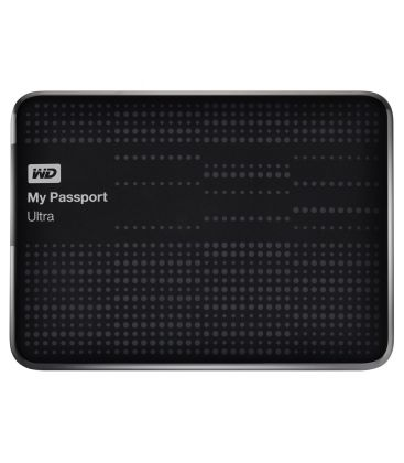 "HDD WD MY PASSPORT ULTRA 500 GB 2.5"" USB 3.0 BLACK"