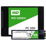 SSD Western Digital Green, 120 GB, SATA III, M.2