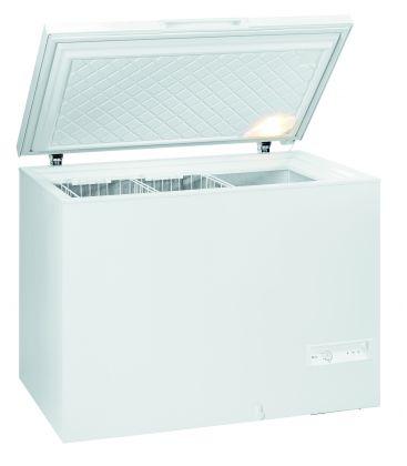 Lada frigorifica Gorenje FHE 241 W, Clasa A+, Capacitate 230 L, Congelare rapida, Alb