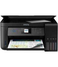 Multifunctional inkjet color Epson EcoTank ITS L4160, A4, Wireless, Negru