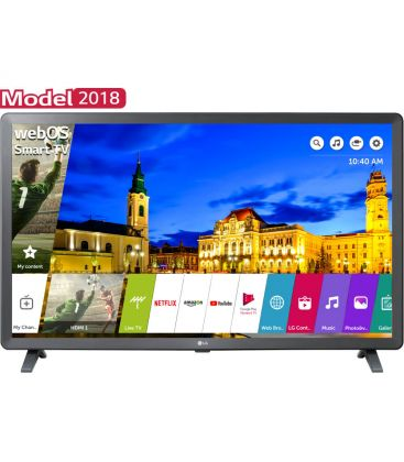 Televizor LG 32LK6100PLB, Smart TV,  80 cm, Full HD, Negru