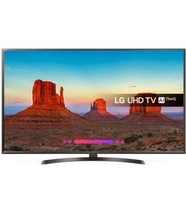 Televizor LG 49UK6400PLF, Smart TV, 123 cm, 4K Ultra HD, Negru
