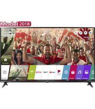 Televizor LG 65UK6100, Smart, 164 cm, Ultra HD 4K, webOS, Negru