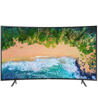 Televizor Samsung 55NU7302, Curbat, Smart, 138 cm, Ultra HD 4K, Negru