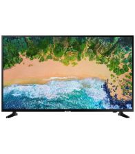 Televizor Samsung 55NU7093, 138 cm, Smart TV, Ultra HD 4K, Negru