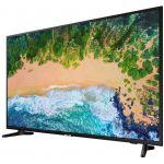 Televizor Samsung 55NU7093, 138 cm, Smart, Ultra HD 4K, Negru