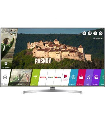 Televizor LED LG 55UK6950, Smart, 139 cm, 4K Ultra HD, Argintiu