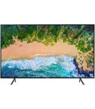 Televizor SAMSUNG 55NU7172, Smart, 138 cm, Ultra HD 4K, Negru