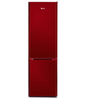 Combina frigorifica LDK CF 261 Black, Clasa A+, Capacitate 244 l, Negru