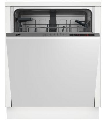 Masina de spalat vase incorporabila Beko DIN25310, Clasa A+, 13 seturi, 5 programe, Alb