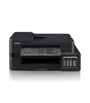 Multifunctional inkjet Brother MFC-T910DW, Duplex, ADF, Wireless, Negru