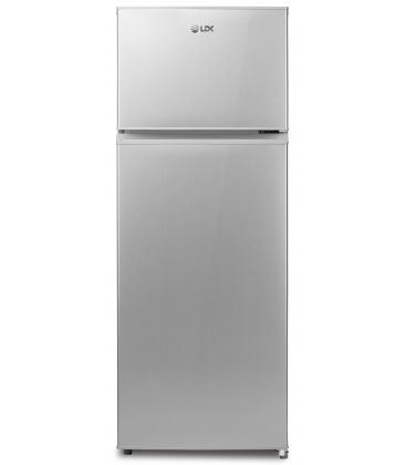 Frigider LDK LF 220 Pearl A+, Capacitate 207 l, H 143,5 cm, 3 ani garantie, Alb perlat