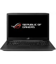 Laptop ASUS ROG GL703GE-GC007, i7-8750H, 8GB DDR4, 1TB 7200 RPM + 128GB SSD, GeForce GTX 1050 Ti 4GB, Negru