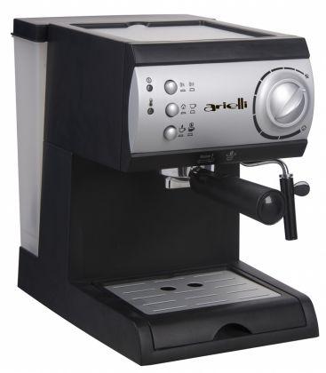 Espressor ARIELLI KM-150 BS, 1050 W, 15 bar, Negru