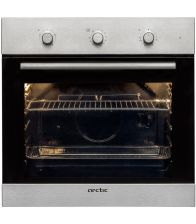 Cuptor incorporabil Arctic AROIC21100H, Electric, Capacitate 67 l, 4 Functii, Grill, Inox
