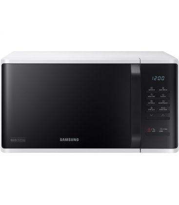 Cuptor cu microunde Samsung MS23K3513AK, Putere 800 W, Capacitate 23 l, Negru