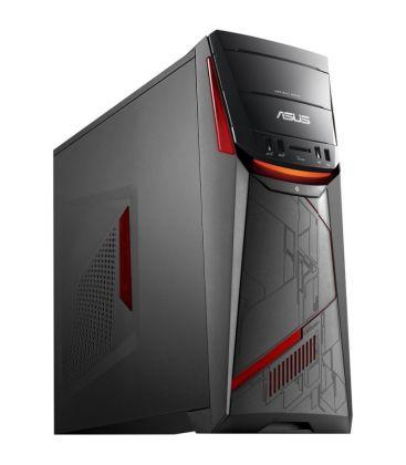 Sistem Gaming ASUS G11DF-RO007D, Procesor AMD Ryzen 5 1400 3.2GHz, 8GB DDR4, 1TB HDD, AMD Radeon RX 480 4GB, FreeDos, Negru