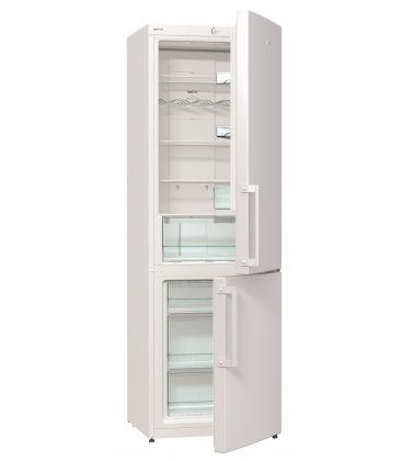 Combina frigorifica Gorenje NRK6191CW, Clasa A+, Capacitate 307 l, NoFrost Plus, 185 cm, Alb