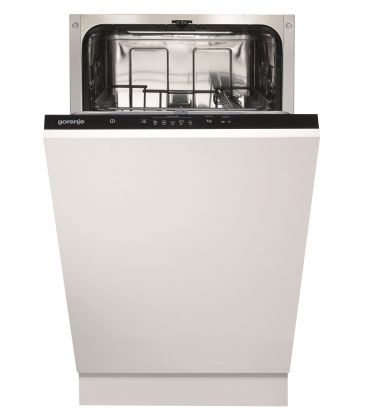 Masina de spalat vase Gorenje GV52010, Clasa A++, Capacitate 9 seturi, Alb