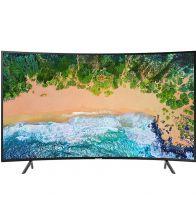 Televizor Samsung 49NU7372, Smart, Curbat, 123 cm, Ultra HD 4K, Negru
