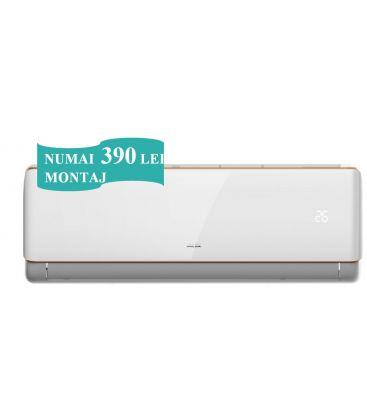 Aer conditionat AUX  ASW-H18B4/FMR1DI-EU, Inverter, 18.000 BTU, Clasa A++ Racire/A+ Incalzire, Wi-Fi incorporat. Alb